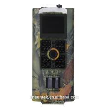 Suntek más nuevo de visión nocturna de alto brillo Hunting Trail Camera con timelapse impermeable vista amplia HC700A