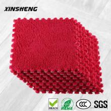 Alta calidad EVA niños juego suave esponja de goma rompecabezas de enclavamiento sala de estar estera del piso, alfombra antideslizante alfombra de entrada