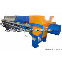 Leo Automatic Membrane Filter Press Designed for Different Filtering Projects