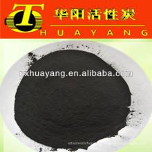 Carbono activado madera 200 malla para decoloración MSG