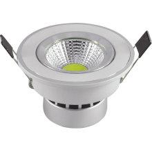 5W COB 220V blanco luz de techo LED