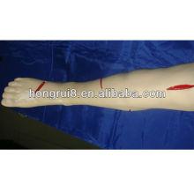 ISO Advanced Surgical Suture Training Leg, модель зашивки