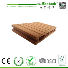Wood Plastic Composite Landscape and Garden Decking Floor