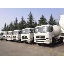 Máquina de construcción de camión hormigonera 6X4