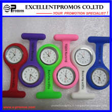 Hot Sale de bonne qualité Silicone Clip Nurse Watch (EP-W58409)