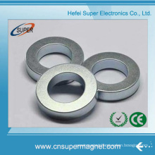 Small Size Permanent Magnetic Material Sintered Ring Magnet