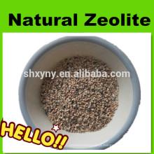 Filtro de zeólito ativado para tratamento de água