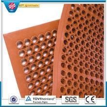 Rubber Badminton Sports Floor Mat, Recycling Tyre Floor Mat
