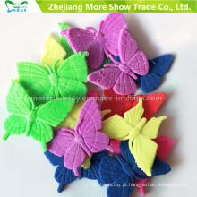 Brinquedos mágicos do miúdo da borboleta da água mágica plástica para o divertimento