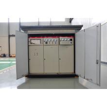 American Box-Type Distribución Transformador de potencia para la fuente de alimentación