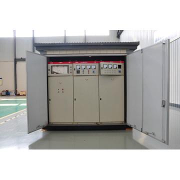 American Box-Type Distribuição Power Transformer para Fonte de Alimentação