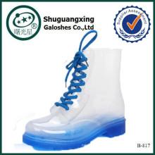 bottes d'hiver de polo pour les femmes chaussures de style décontracté de haute qualité B-817