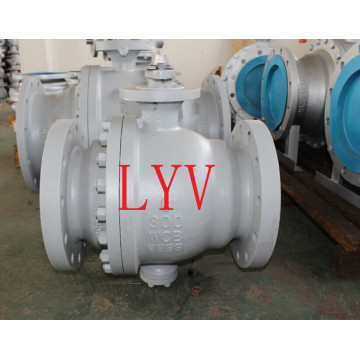 API Cryogenic Stainless Steel 14 Inch 600lb Ball Valve