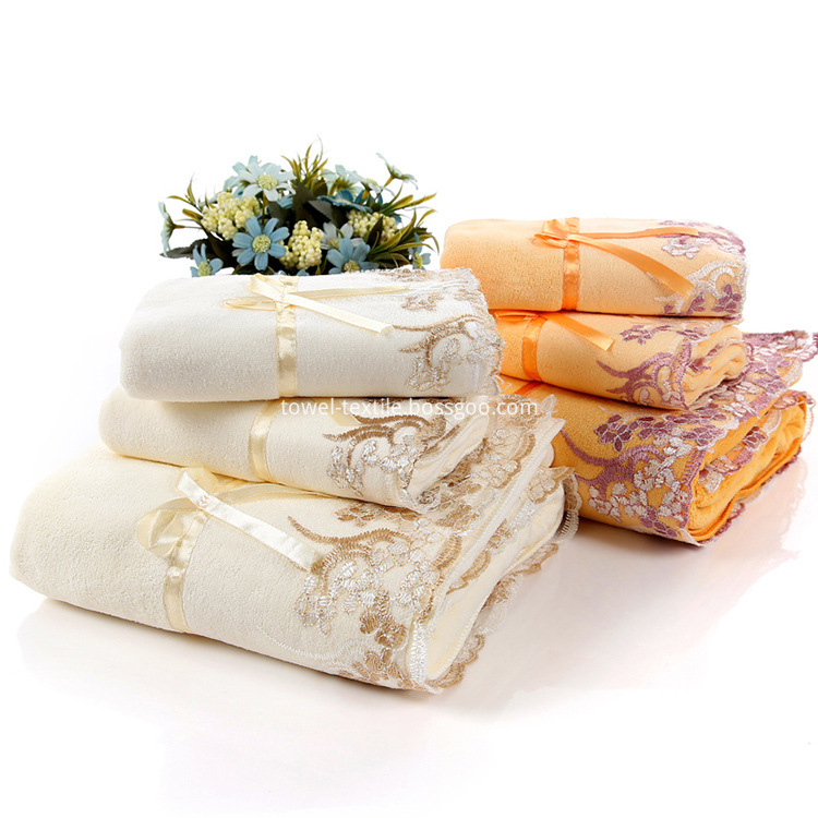 Gift Bath Towels Set