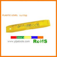 Nível de espírito plástico YJ-TT02