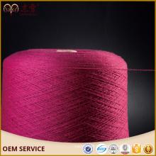 Hilado de cachemira de lana mongólica recién diseñado de 2 / 26Nm