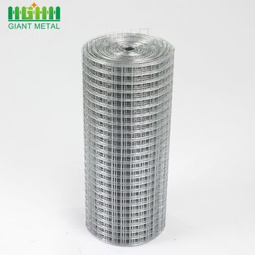 Galvanized dan PVC Coated Welded Wire Mesh Rolls