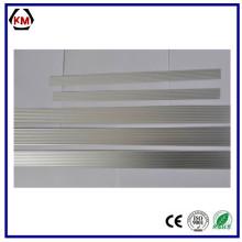 barra de perfil de alumínio para luz de grade