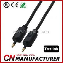 Digital Optical Fiber Optic Toslink Audio Cable
