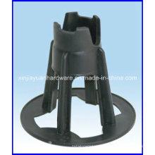 Vente chaude Différents types de chaise en verre plastique