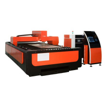 Optical fiber metal laser cutting machine