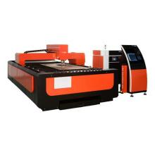 Optical fiber metal laser cutting machine