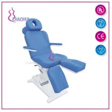 Hot Selling Electric Blue Facial SPA Massagebedden