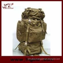 Large Capacity 65L Combat Camping Backpack for Hiking Military Bag Rucksack