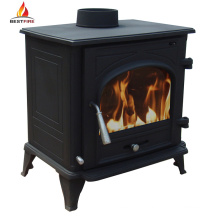Cheap Morden Cast Iron Stove Wood Burning Stove