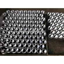производство 16-40mm сплющенные муфты арматуры для армирования Производство 16-40mm Стандарт коническая муфта арматуры для армирования