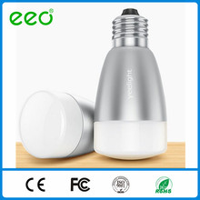 Bluetooth Smart LED Light Bulb - Smartphone Controlled Dimmable Multicolored Color Lights - smart lighting