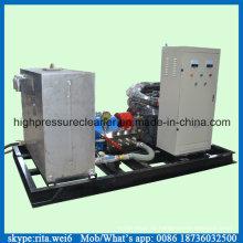 Limpiador de superficies de alta presión eléctrica de 1000 bar