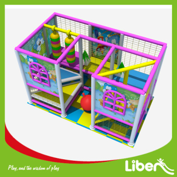Interior amusement equipments set design