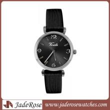 Оптовая торговля высокое качество Водонепроницаемые часы высокое качество кожа часы