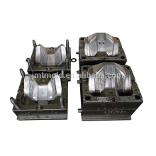 Reliable Quality Customized Vehicle Light Mold Making Auto Accessories Fog Lamp Mould