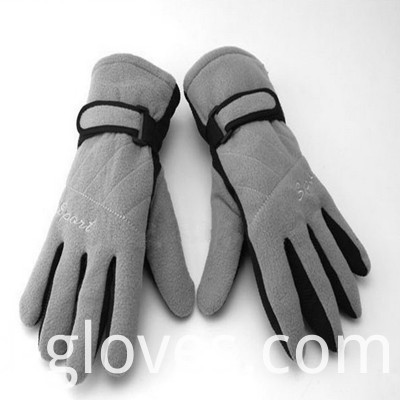 Polar Fleece Gloves 2