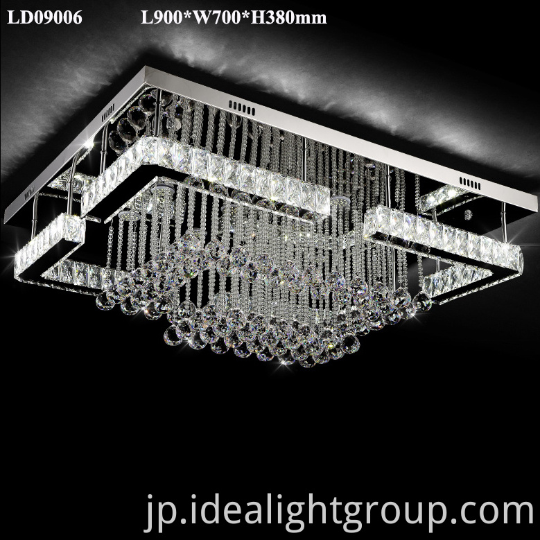simple chandelier led ceiling lamp indoor lights