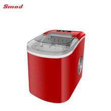 Máquina de fazer cubo de gelo para uso doméstico compacta e compacta