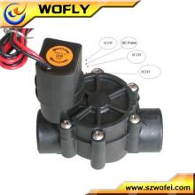 DN20 Wasser 6-20VDC Verriegelungsmagnetventil 220v AC 3/4
