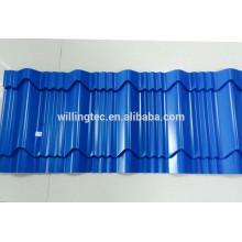 Farbe Stahl Fliese
