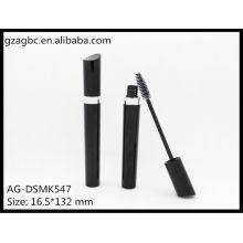 Glamouröse & leeren Kunststoff speziell-geformten Mascara Rohr AG-DSMK547, AGPM Kosmetikverpackungen, benutzerdefinierte Farben/Logo