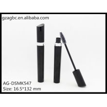 Glamorous&Empty Plastic Special-shaped Mascara Tube AG-DSMK547, AGPM Cosmetic Packaging , Custom Colors/Logo