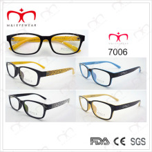 Tr90 Optical Frame for Men Fashionable (7006)