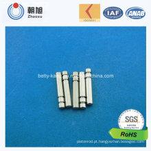 Pinos personalizados da mola do padrão do ISO da fábrica do ISO