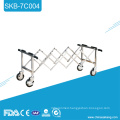 SKB-7C004 Cheap Folding Stretcher Church Cart Trolley