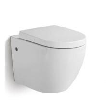 Керамическая Стена Повиснула Туалет Оправы