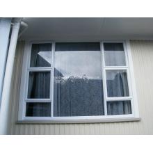 Cadre résidentiel Bushfire Proof Aluminium Portes et fenêtres