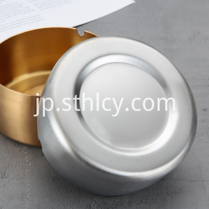 Stainless Steel Ashtray Bottom