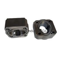 Hydraulic Gear Pump Parts Housing for Parker Hydraulic Gear Pump Motor
