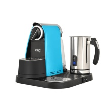 Lavazza Blue Machine with Milk Frother